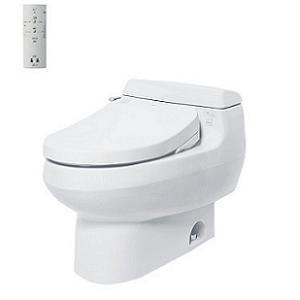Bàn cầu ToTo nắp rửa điện tử MS688W4 Bàn cầu Toto nắp rửa điện tử Washlet TCF4731A (220V) Loại bàn cầu 1 khối